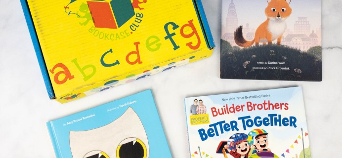 Kids BookCase Club May 2021 Box Review + 50% Off Coupon –  BOYS 5-6 YEARS OLD