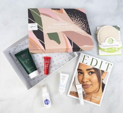 Look Fantastic Beauty Box June 2021 Subscription Box Review + Coupon!