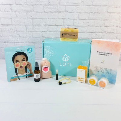 Loti Wellness Box Review + Coupon – TAKING CHARGE