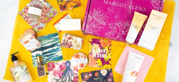 Margot Elena Summer 2021 Discovery Box Review