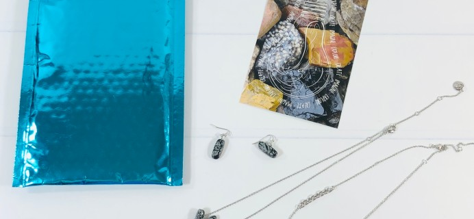 mintMONGOOSE Jewelry Subscription Review – May 2021
