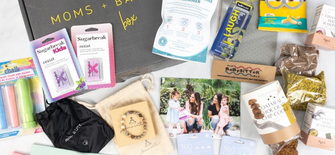 Moms + Babes Summer 2021 Subscription Box Review + Coupon