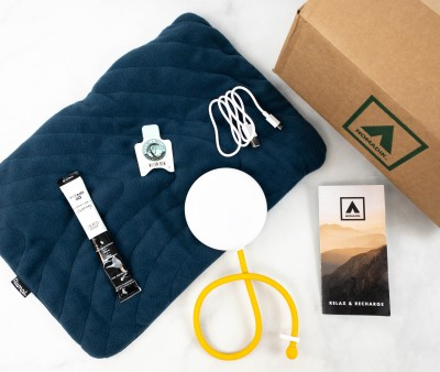 Nomadik August 2021 Review + Coupon – Relax & Recharge