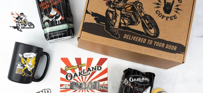The Oakland Coffee Club Review