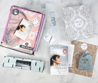 Once Upon a Book Club Review + Coupon –  MADAME MOUSTACHE Adult Box