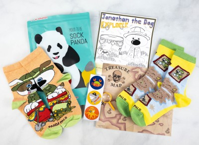 Panda Pals Kids Sock Subscription Review + Coupon –  June 2021