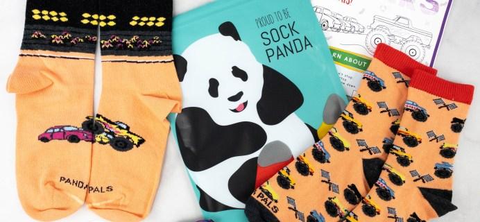 Panda Pals Kids Sock Subscription Review + Coupon –  May 2021