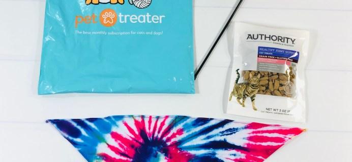 Pet Treater Cat Pack Review + Coupon –  June 2021