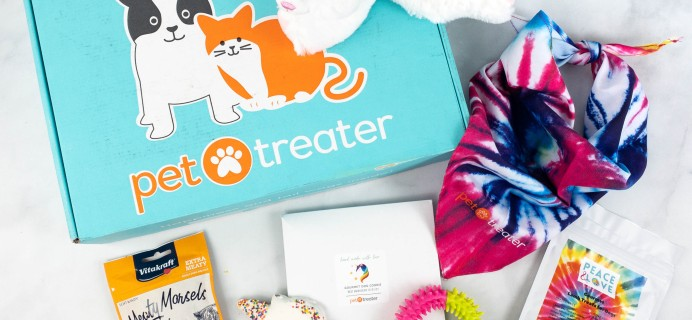 Pet Treater Deluxe Dog Pack Review + Coupon – June 2021