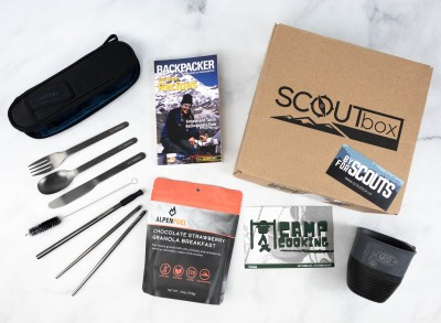 SCOUTbox Review + Coupon – June 2021