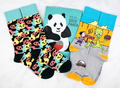 Sock Panda Tweens June 2021 Subscription Review + Coupon