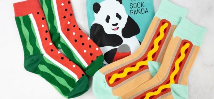 Sock Panda Tweens May 2021 Subscription Review + Coupon