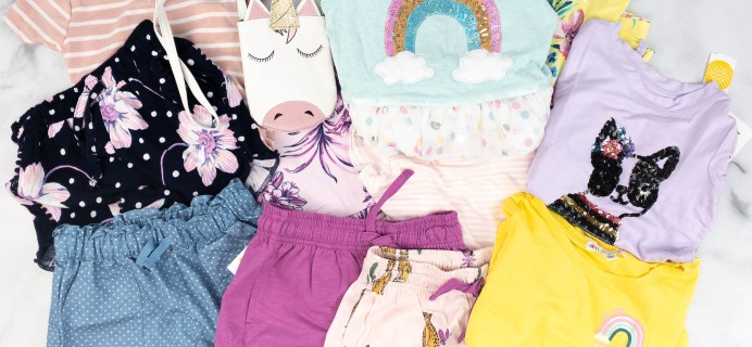 Stitch Fix Kids July 2021 Little Girls Review