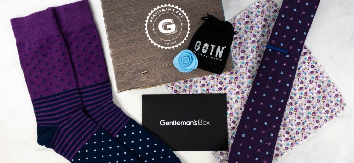 The Gentleman's Box June 2021 Subscription Box Review + Coupon