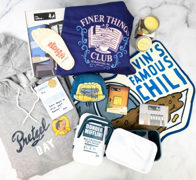 The Office Subscription Box Review – Spring 2021
