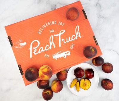 The Peach Truck Review: Fresh Peaches All Summer