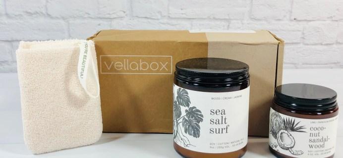 Vellabox Candle Subscription Box Review + Coupon – June 2021