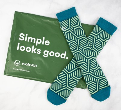 Wohven Socks Subscription Review + Coupon – May 2021