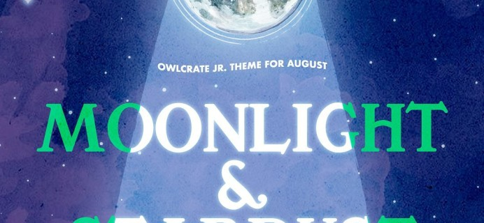 OwlCrate Jr. August 2021 Theme Spoilers + Coupon!