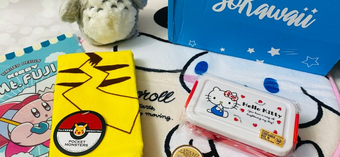 SoKawaii Box Review + Coupon – June 2021