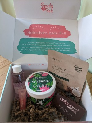 The Vegan Kind Subscription Beauty Box Review + Coupon – Box #33 April and May 2021