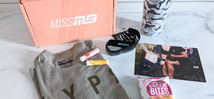 Miss MuscleBox Subscription Box Review + Coupon – June 2021