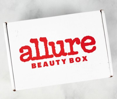 Allure Beauty Box August 2021 Full Spoilers + Coupon!