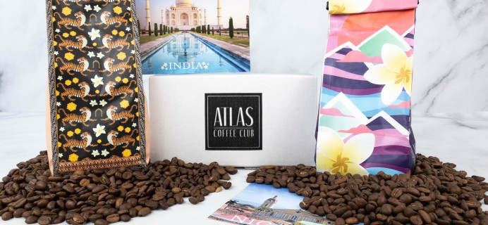 Atlas Coffee Club Review + 50% Off Coupon – Double Bag!