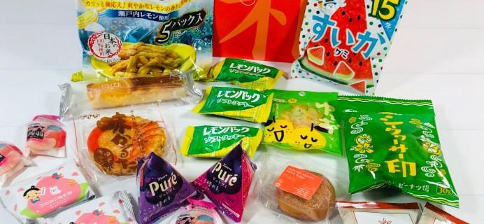 Bokksu Japanese Snacks Subscription Review + Coupon – July 2021