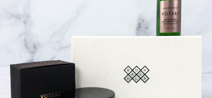 Boxwalla Beauty Box August 2021 Review: VOTARY
