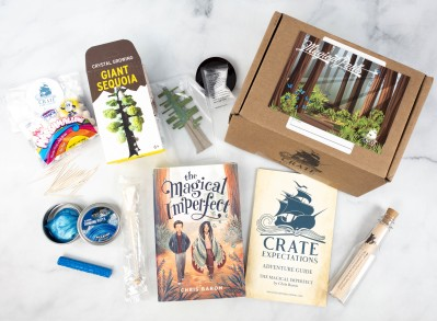 Crate Expectations Review + Coupon – June 2021 MAGICAL PATHS