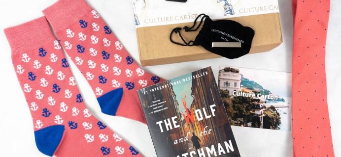 Culture Carton DAG Box Review + Coupon – July 2021