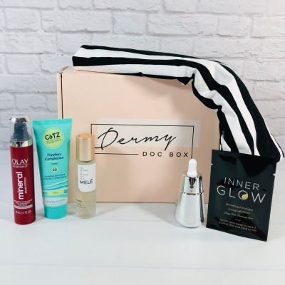 Dermy Doc Box Summer 2021 Review + Coupon