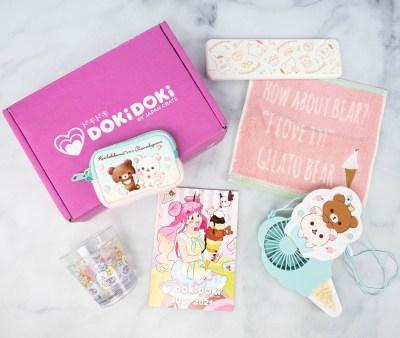 Doki Doki July 2021 Subscription Box Review & Coupon