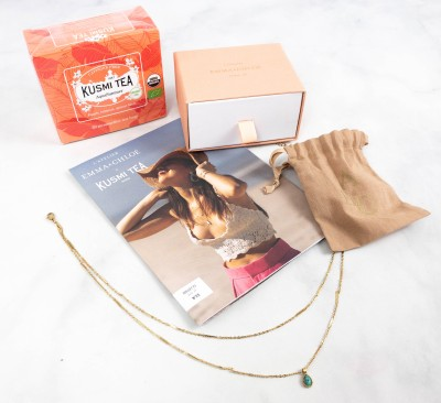 Emma & Chloe July 2021 Jewelry Subscription Box Review