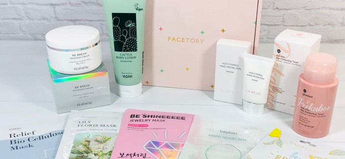 FaceTory Lux Plus Summer 2021 Review + Coupon