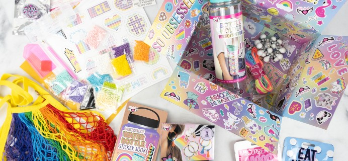Fashion Angels Find Your Wings Box Review + Coupon – August 2021