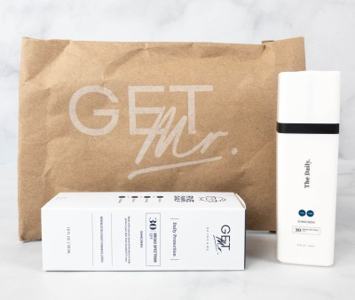 GetMr. Sunscreen Review + FREE Trial Coupon!