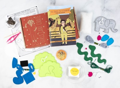Girls Can! Crate Subscription Box Review + Coupon – THE ZEALOUS ZOO VETERINARIAN