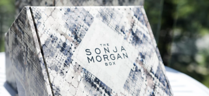 The Sonja Morgan Box Summer 2021 Available For Preorder Now + Full Spoilers!