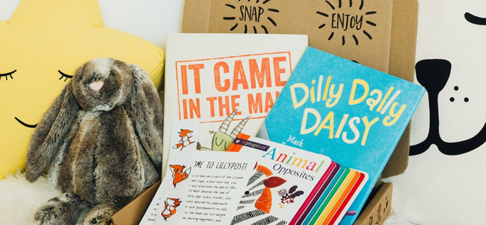 Lillypost Sale: FREE Shipping With Your First Box!