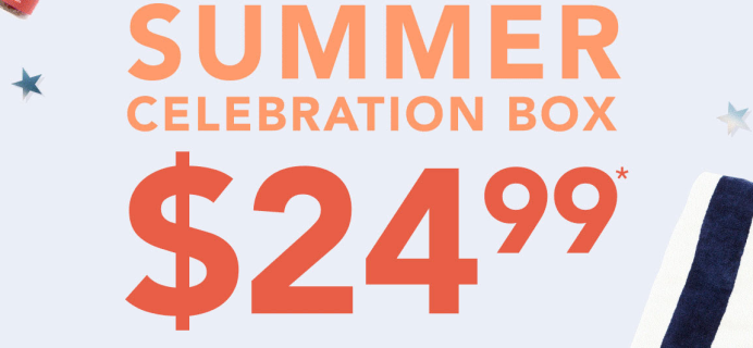 FabFitFun Fourth of July Sale: Get The Summer Celebration Box For Just $24.99!