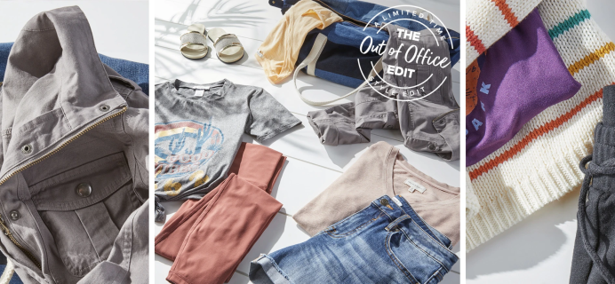 Wantable Limited Edition Out Of Office Edit: Looks For The Long Weekend!