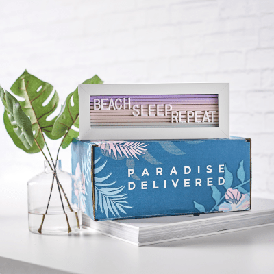 Paradise Delivered July 4th Coupon: 45% Off Subscription + FREE $200 Bonus With Annual!