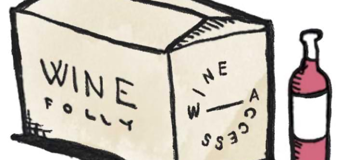 Folly Wine Club by Wine Access: Four Wines Curated Based On A Theme!