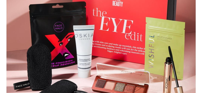 The Cult Beauty The Eye Edit Full Spoilers – Available Now!