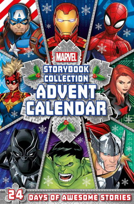 2021 Marvel Storybook Advent Calendar Available Now + Full Spoilers!
