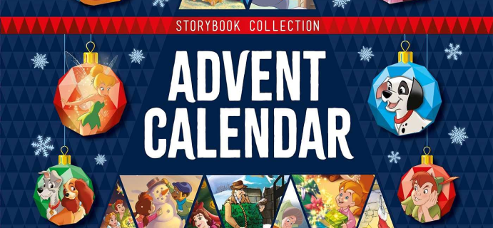 2021 Disney Storybook Advent Calendar Available Now + Spoilers!