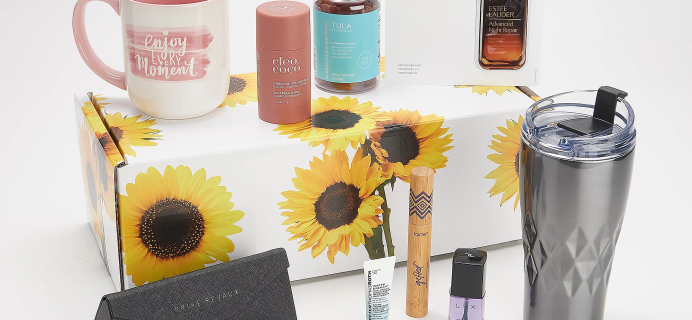 QVC TILI Box Available Now – Buyer's Favorites Summer Box!