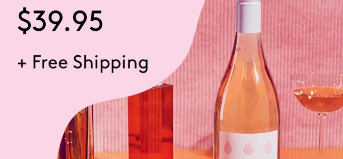 Winc Summer Water Sale: 4 bottles for $39.95!